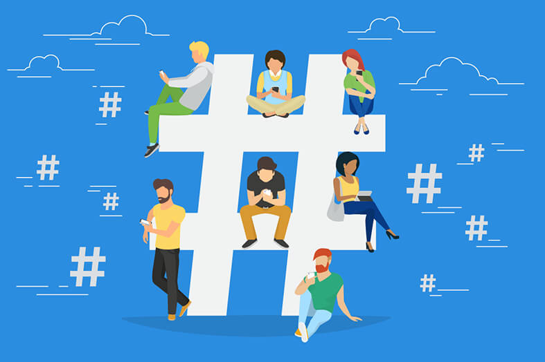 growing your instagram with hashtags