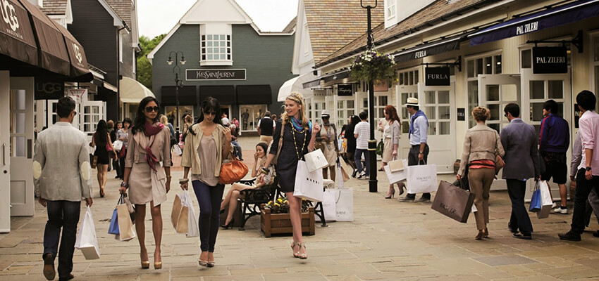 Bicester Village Support it support 2019