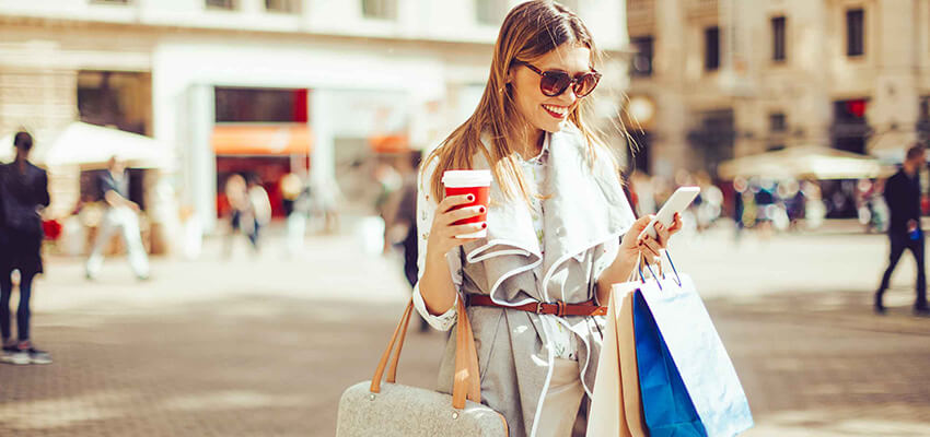 ecommerce apps shopping fashion